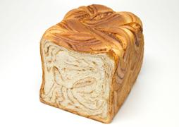 キャラメルマーブル食パン