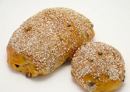 そば粉のパン