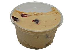 メイプルクランベリークリームチーズ