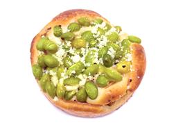 枝豆ハムロール